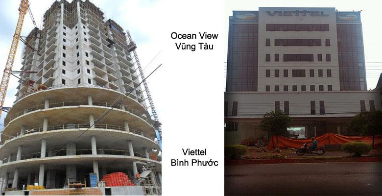 Cao ốc Ocean View Vũng Tàu