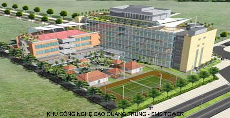 Khu công nghệ cao Quang Trung