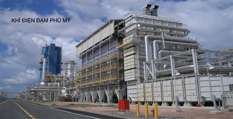 Khí điện đạm Phú Mỹ