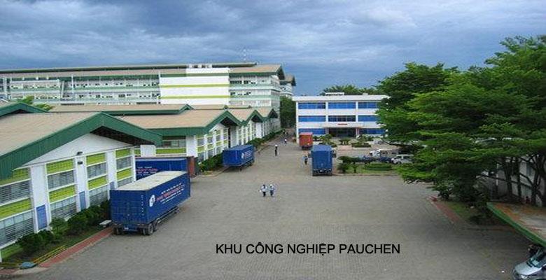 Khu CN PAUCHEN