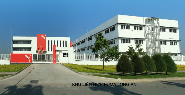 Khu CN PUMA - LONG AN