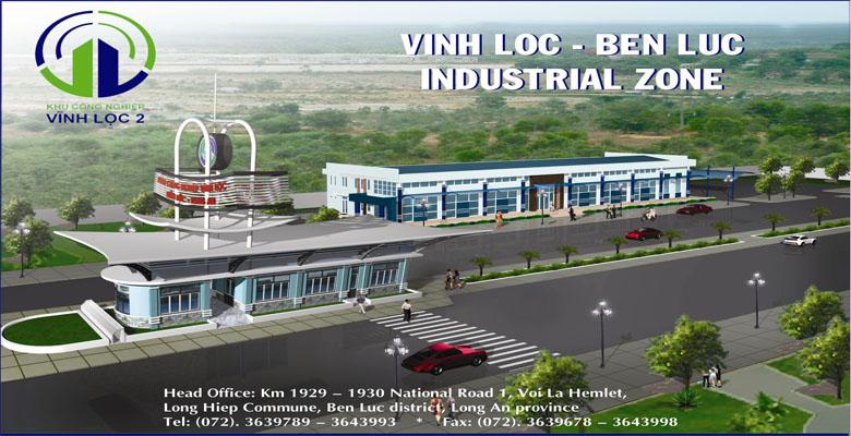 Khu CN Vĩnh Lộc - Bến Lức