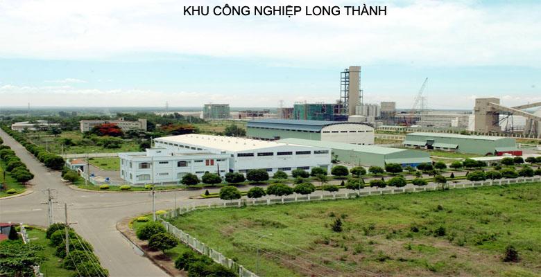 Khu CN Long Thành