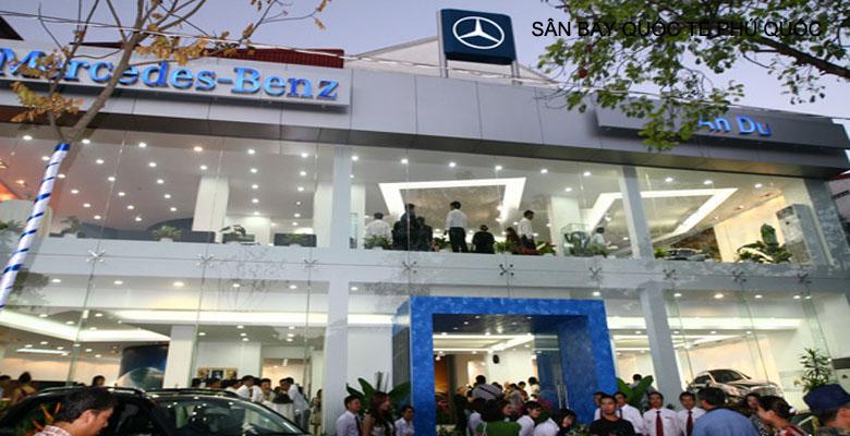 Mercedes Benz An Dư