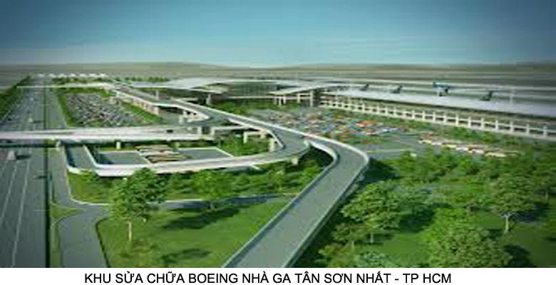 Khu sửa chữa Boeing Tân Sơn Nhất