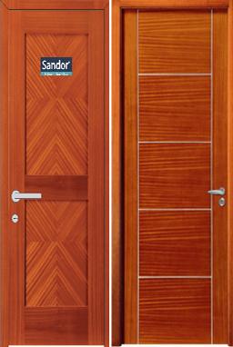 Cửa gỗ Sandor - Malaysia