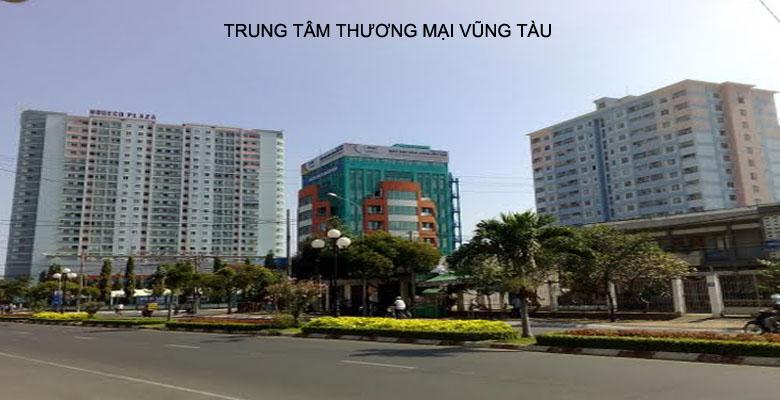 Trung tâm thương mại Vũng Tàu